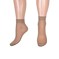 Женские капроновые носки 30 ден лайкра Бежевый (Y150/BG) | 5 пар