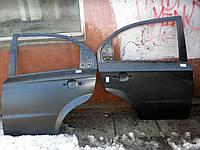 Филенка двери левой задней Chevrolet Aveo седан 96648867. Наружная панель двери LH на ZAZ Vida Т-250, фото 1