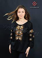 Женская вышитая блуза 0079.1, фото 1