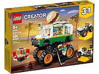 LEGO Creator Вантажівка «Монстрбургер» (31104)