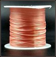 Резинка леска светло-розовая