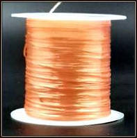 Резинка леска нежно-розовая