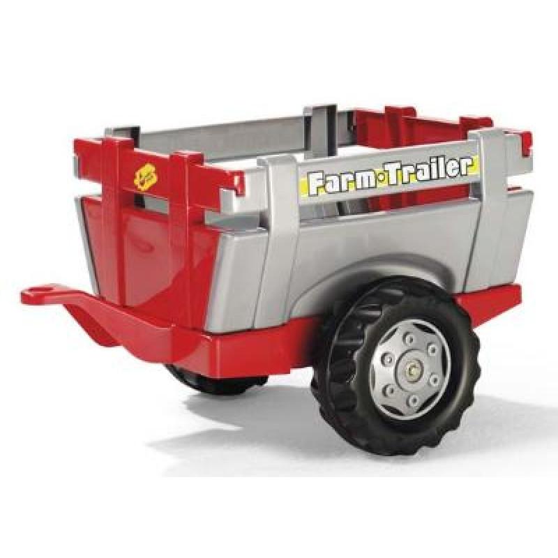 Причіп для дитячого велотрактора Rolly Toys 122097