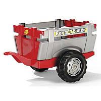 Прицеп для трактора Rolly Toys 122097