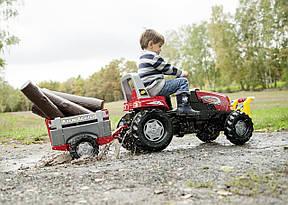 Причіп для дитячого велотрактора Rolly Toys 122097, фото 2