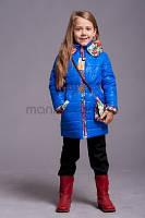 Куртка детская/д «Цветы-3»