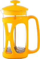 Заварник (Френч-пресс) Con Brio CB-5335 (350мл) Желтый