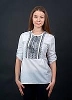 Женская вышитая рубашка 0045, фото 1
