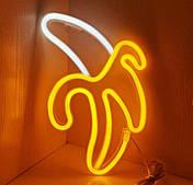 Ночник неоновый /детский светильник банан