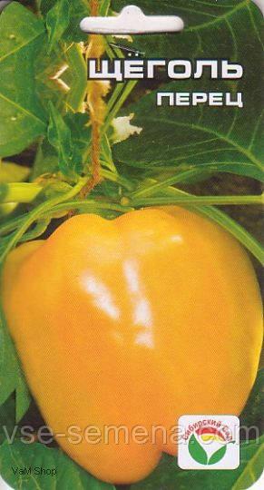 Перец сладкий Щёголь