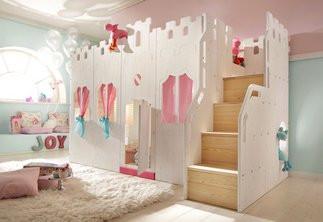 Элитная детская кровать