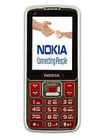 Nokia J7 Красный