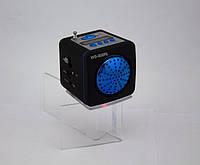 МР3 колонка WS-909RL Синяя