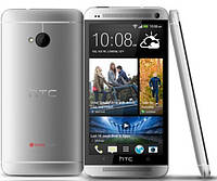 Смартфон HTC One m7 (801e) 2Gb\32Gb Silver Full HD 4.7 1920*1080 Quad Core 1.7 ГГц 2300 MaЧ
