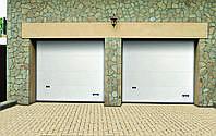 Ворота секционные гаражные RSD01