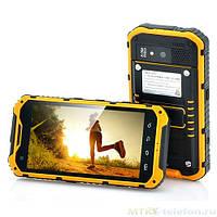 Защищенный смартфон Land Rover A9+Black Octa core MTK6592 IP68 8 Мп 2Gb\16Gb Yellow