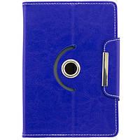Чехол-книжка трансформер для планшетов 7 дюймов Синий