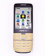Мобильный телефон Nokia 2700C 2 sim бронзовый