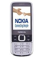 Мобильный телефон Nokia 2700C 2 sim реплика серебристый