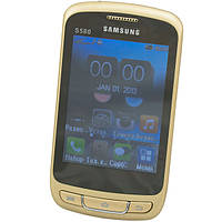 Samsung S580 Gold Java