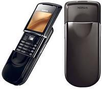 Nokia 8800 Sirocco Black Оригинал