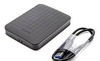 "Внешний жесткий диск Samsung 2 ТБ USB 3.0 2.5"" STSHX-D201TDB Black"