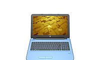 Ноутбук Hewlett Packard 15-AC027DS (N0N81UA) EU Blue