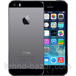 Смартфон Iphone 5S Neverlock 16gb  Space Gray +  стекло