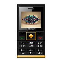 Мобильный телефон Keneksi ART M1 Dual Sim Black