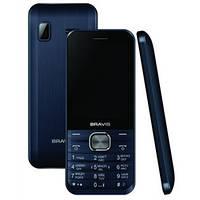 Мобильный телефон Bravis Classic Blue