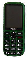 Противоударный бабушкафон Gstar 008 Зеленый