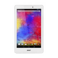 Планшет Acer Iconia Tab A1-850-13FQ (NT.L9CAA.001) 16 ГБ White EU Intel AtomTM Z3735G 1280х800 	Android 4.4