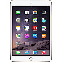 Планшет Apple iPad Mini 3 (MGYR2TU/A) Gold 16 GB/ 4G, Wi-Fi