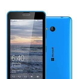 Смартфон Microsoft Lumia 640 HD 1280x720 3G  Cyan + подарки