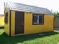 Дачный домик под ключ