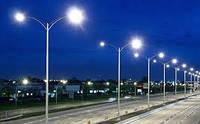 Проект уличного освещения