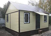 Дачные дома домик