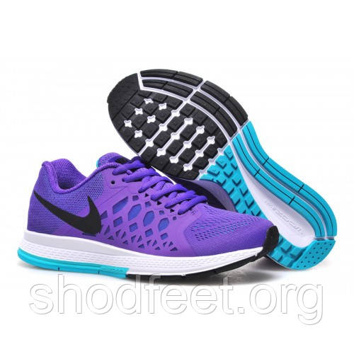 Женские кроссовки Nike Air Zoom Pegasus 31 Hyper grape/Black