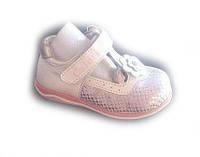 Туфли для девочки кожаные ортопед, 18-21