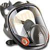 Полнолицевая маска 3М 6700 серии 6000, малый размер (S)