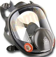 Полнолицевая маска 3М 6700 серии 6000, малый размер (S) , фото 1