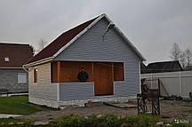 Маленькі дачні будиночки проекти