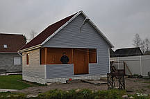 Маленькие дачные домики проекты