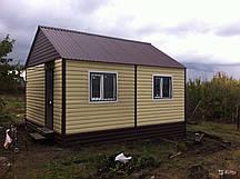 Будівництво дачного будиночка