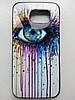 Силиконовый чехол Samsung S6 G920 в 3D
