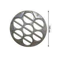 Форма для вареников (алюминий)