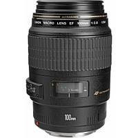 Объектив Canon EF 100mm f/2.8 USM Macro (в наличии на складе)