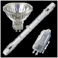 Лампа галог  HALO-R JCDR 220V 20W G5.3 Lemanso