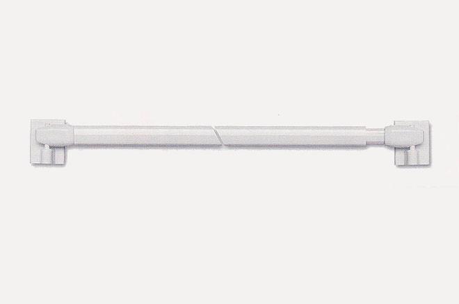 Карниз міні білий 80 см (пара)