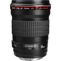Объектив Canon EF 135mm f/2.0 L (в наличии на складе)